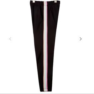 SPIRITUAL GANGSTER* Black Sweatpants for Girls $68